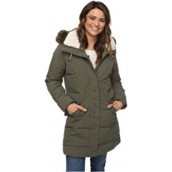 Roxy Ellie Jk Ivy M. Szare kurtki damskie softshell Roxy, na zimę, m. W wyprzedaży za 599,00 zł.