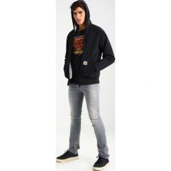 Carhartt WIP CARLUX HOODED Bluza rozpinana black/grey. Czarne bejsbolówki męskie Carhartt WIP, m, z bawełny. Za 499,00 zł.