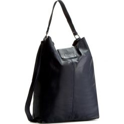 Torebka CREOLE - K10277  Granat. Niebieskie torebki klasyczne damskie Creole, ze skóry. W wyprzedaży za 259,00 zł.