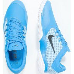 Buty trekkingowe męskie: Nike Performance AIR ZOOM ULTRA CLAY Obuwie do tenisa Outdoor light photo blue/black/white
