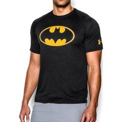 Under Armour Koszulka męska Transform Yourself Core Batman czarna r. M (1249872-001). Szare koszulki sportowe męskie marki Under Armour, z elastanu, sportowe. Za 116,91 zł.