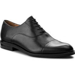 Półbuty VAGABOND - Grafton 4262-201-20 Black. Czarne półbuty skórzane męskie marki Vagabond. W wyprzedaży za 359,00 zł.