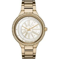 ZEGAREK MICHAEL KORS MK6550. Białe zegarki damskie Michael Kors, ze stali. Za 1290,00 zł.