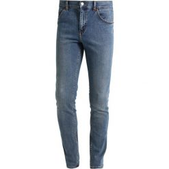 Cheap Monday TIGHT Jeans Skinny Fit blue. Niebieskie rurki męskie Cheap Monday. Za 209,00 zł.