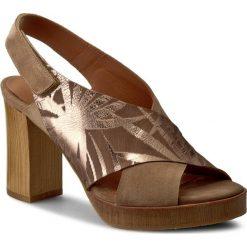 Rzymianki damskie: Sandały ZINDA – 2951 Cobre