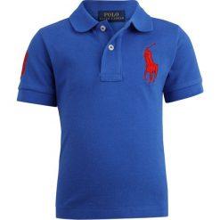 Polo Ralph Lauren BIG TOPS Koszulka polo dark blue. Niebieskie t-shirty chłopięce Polo Ralph Lauren, z bawełny. Za 299,00 zł.