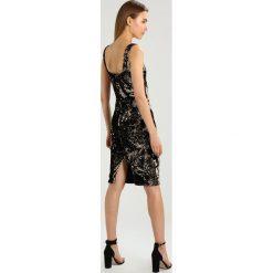 Sukienki hiszpanki: Bardot SEQUIN DRESS Sukienka koktajlowa gold