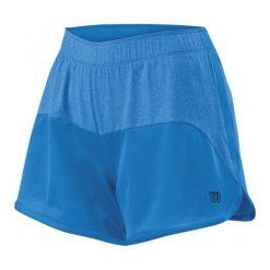 Wilson Spodenki Treningowe W Specialist Knit Short Pool M. Szare spodenki sportowe męskie marki Wilson, ze skóry, sportowe, z obniżonym stanem. W wyprzedaży za 74,00 zł.
