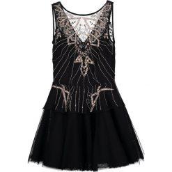 Sukienki hiszpanki: Derhy LIVING ROOM Sukienka koktajlowa noir
