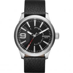 Zegarek DIESEL - Rasp DZ1766 Black/Silver/Steel. Czarne zegarki męskie Diesel. Za 589,00 zł.