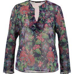 Bluzki asymetryczne: Sisley BLOUSE Bluzka green