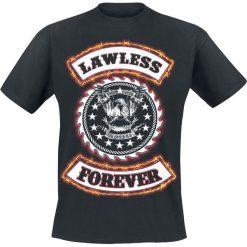 T-shirty męskie: W.A.S.P. Lawless Forever T-Shirt czarny