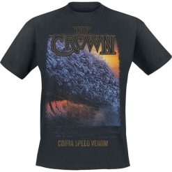 T-shirty męskie: The Crown Cobra speed venom T-Shirt czarny