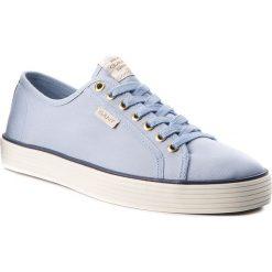 Tenisówki GANT - Baron 16638459 Light Blue G631. Niebieskie tenisówki męskie marki GANT, z gumy. W wyprzedaży za 199,00 zł.