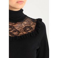 T-shirty damskie: Karen by Simonsen RUDIMENT Tshirt z nadrukiem black
