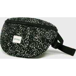 Spiral - Nerka. Czarne walizki marki Spiral, w paski, z materiału, małe. Za 69,90 zł.