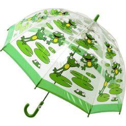 """Parasole: Parasol """"Frog"""" w kolorze zielonym"""