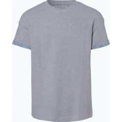 Review - T-shirt męski, szary. Szare t-shirty męskie Review, m, z dresówki. Za 59,95 zł.