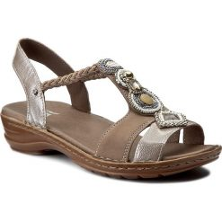 Rzymianki damskie: Sandały ARA – 12-37275-57 Taupe/Cotton
