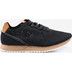 Big Star - Buty. Czarne buty sportowe damskie marki BIG STAR, z materiału. W wyprzedaży za 99,90 zł.