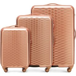 Walizki: 56-3H-52S-35 Zestaw walizek