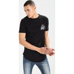T-shirty męskie z nadrukiem: Kings Will Dream LOGO CARRIER TRAVIS Tshirt z nadrukiem black