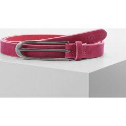 Paski damskie: Sisley Pasek pink