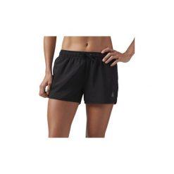 Szorty i Bermudy  Reebok Sport  Spodenki Workout Ready Woven. Czarne bermudy damskie Reebok Sport, l. Za 129,00 zł.