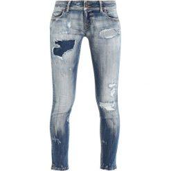 LTB GEORGET Jeans Skinny Fit madolyn wash. Szare jeansy damskie relaxed fit marki bonprix, z bawełny. Za 349,00 zł.