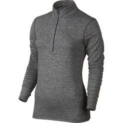 Bluzy damskie: bluza do biegania damska NIKE ELEMENT HALF ZIP / 685910-021 – NIKE ELEMENT HALF ZIP