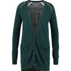 Kardigany damskie: Sisley Kardigan dark green