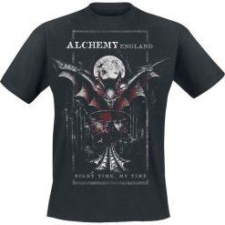 T-shirty męskie z nadrukiem: Alchemy England Classic – The Feast of Orlok T-Shirt czarny