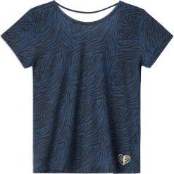 T-shirty damskie: T-shirt Amba Navy