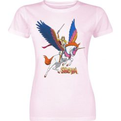 T-shirty damskie: Masters Of The Universe She-Ra - Pose Koszulka damska jasnoróżowy (Light Pink)