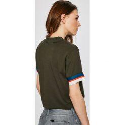 Nike Sportswear - Top. Szare topy damskie marki Nike Sportswear, l, z bawełny. W wyprzedaży za 99,90 zł.