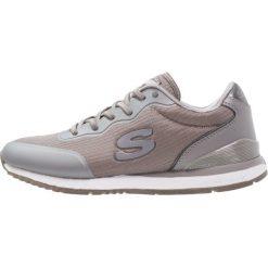 Trampki damskie slip on: Skechers Sport SUNLITE Tenisówki i Trampki gray/hot melt/silver