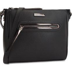 Torebka MONNARI - BAG5670-020 Black. Czarne torebki klasyczne damskie Monnari, ze skóry ekologicznej. W wyprzedaży za 129,00 zł.
