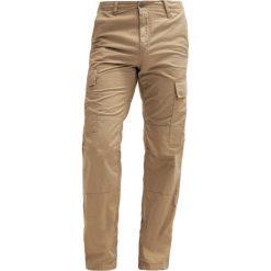 Spodnie męskie: Carhartt WIP REGULAR COLUMBIA Bojówki leather rinsed