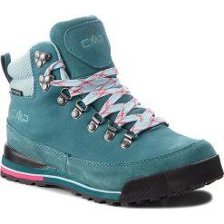 Trekkingi CMP - Heka Wmn Hikings Shoes Wp 3Q49556 Hydro/Opale 70BN. Niebieskie buty trekkingowe damskie CMP. W wyprzedaży za 299,00 zł.