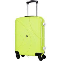 Walizki: Walizka w kolorze zielonym – 39 l