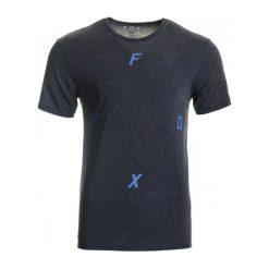 T-shirty męskie: FOX T-Shirt Męski Rawcus Ss Tech Xl Niebieski