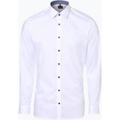 OLYMP No. Six - Koszula męska łatwa w prasowaniu, czarny. Czarne koszule męskie non-iron marki Cropp, l. Za 249,95 zł.