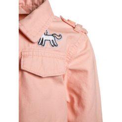 GAP TODDLER GIRL JACKET Kurtka przejściowa coral. Pomarańczowe kurtki dziewczęce przeciwdeszczowe GAP, z bawełny. Za 159,00 zł.