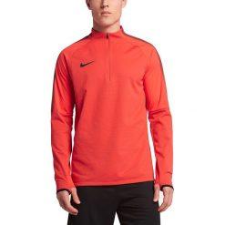 Nike Koszulka męska Shield Strike Drill pomarańczowa r. M (807028 852). Brązowe t-shirty męskie Nike, m, do piłki nożnej. Za 313,91 zł.
