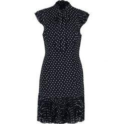 Sukienki hiszpanki: Karen Millen Sukienka letnia black & white
