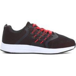 Buty sportowe męskie: Czarno-Czerwone Buty Sportowe Between Us