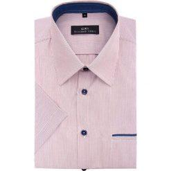 Koszula FABIO 15-03-07. Białe koszule męskie na spinki marki Reserved, l. Za 129,00 zł.