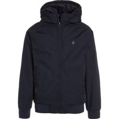 Volcom HERNAN JACKET Kurtka zimowa navy. Niebieskie kurtki chłopięce Volcom, na zimę, z bawełny. Za 459,00 zł.
