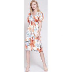Sukienki: Pomarańczowa Sukienka Lover Is All