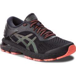 Buty ASICS - Gel-Kayano 25 Lite-Show 1012A036 Black/Black 001. Czarne buty do biegania męskie marki Asics. W wyprzedaży za 559,00 zł.